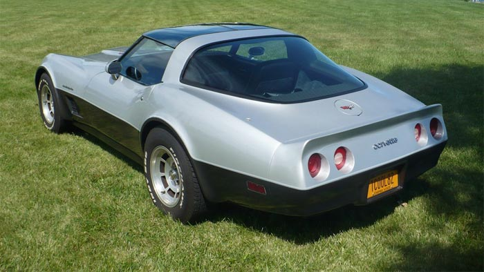 Couple Arrested For Driving 1982 Corvette with Kids in the Rear Hatch