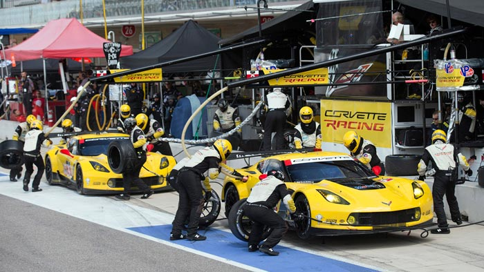 Corvette Racing at COTA: C7.Rs Finish P6 and P8 in GTLM