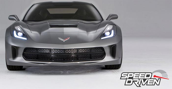 [PIC] C7 Corvette Stingray Gets Photoshopped by Redditor, Looks Pretty Good