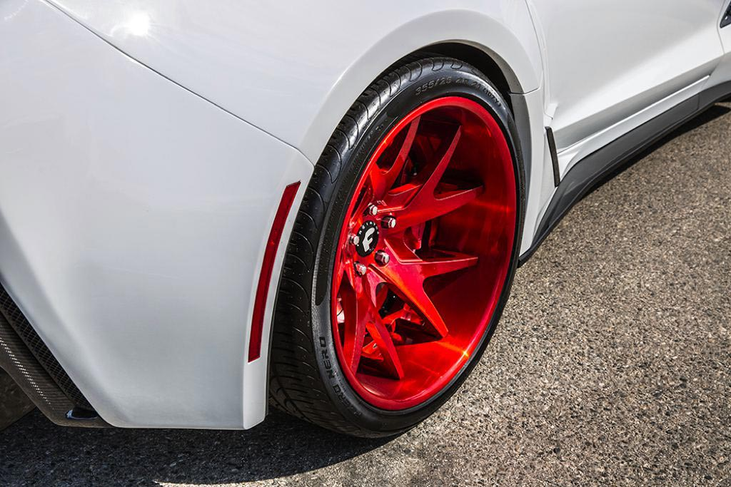 2016 Corvette Z06 For Sale >> [PICS] Forgiato's 800-HP Widebody Corvette Z06 with Custom ...