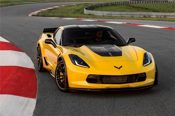 Lot 101 - 2016 CHEVROLET CORVETTE C7.R Z06 VIN #001
