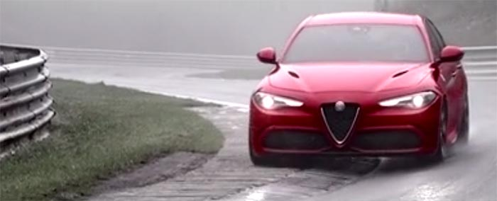 Alfa Romeo Just Released a Nurburgring time for a Sedan.  Can We Get the Corvette Z06's Time Now?