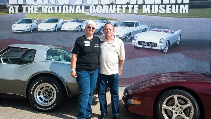 Couple Donates Two Anniversary Corvettes to the National Corvette Museum
