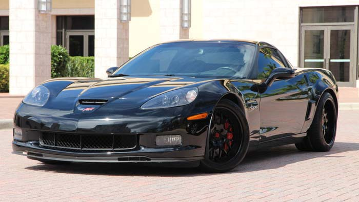 [GALLERY] Black Friday! (39 Corvette photos)