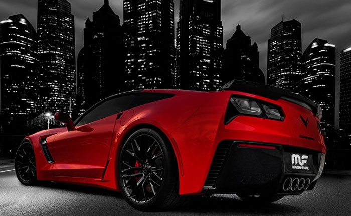 [VIDEO] Listen to MagnaFlow's New Exhaust System for the C7 Corvette Z06