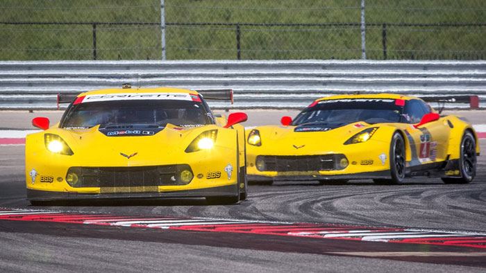 Corvette Racing is Third in GTLM Championship Standings Heading into Season Finale
