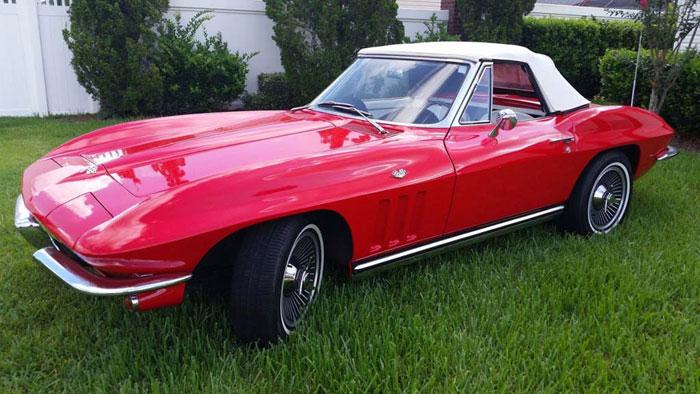 [GALLERY] Midyear Monday (38 Corvette photos)