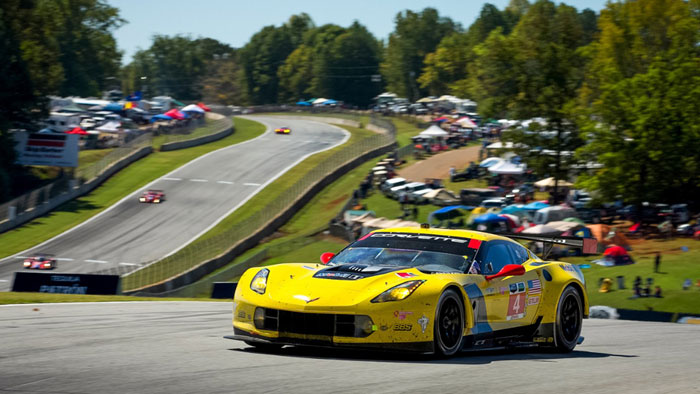 Corvette Racing at Road Atlanta: Seeking to Close the Season Strong
