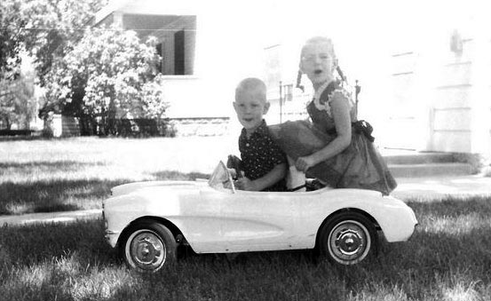 Before Power Wheels, There Was the Kiddie Corvette
