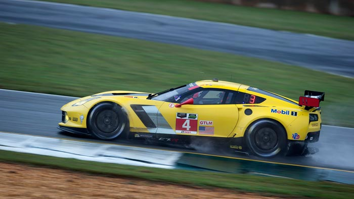 Corvette Racing at Road Atlanta: Strong Qualifying Efforts in GTLM for the C7.Rs