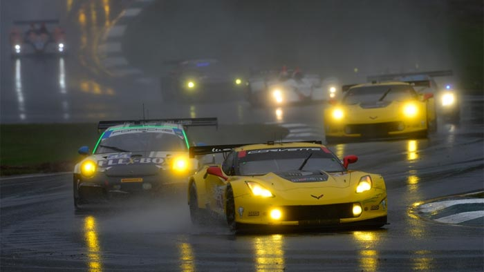 Corvette Racing at Road Atlanta: Great Finishes on Challenging Day