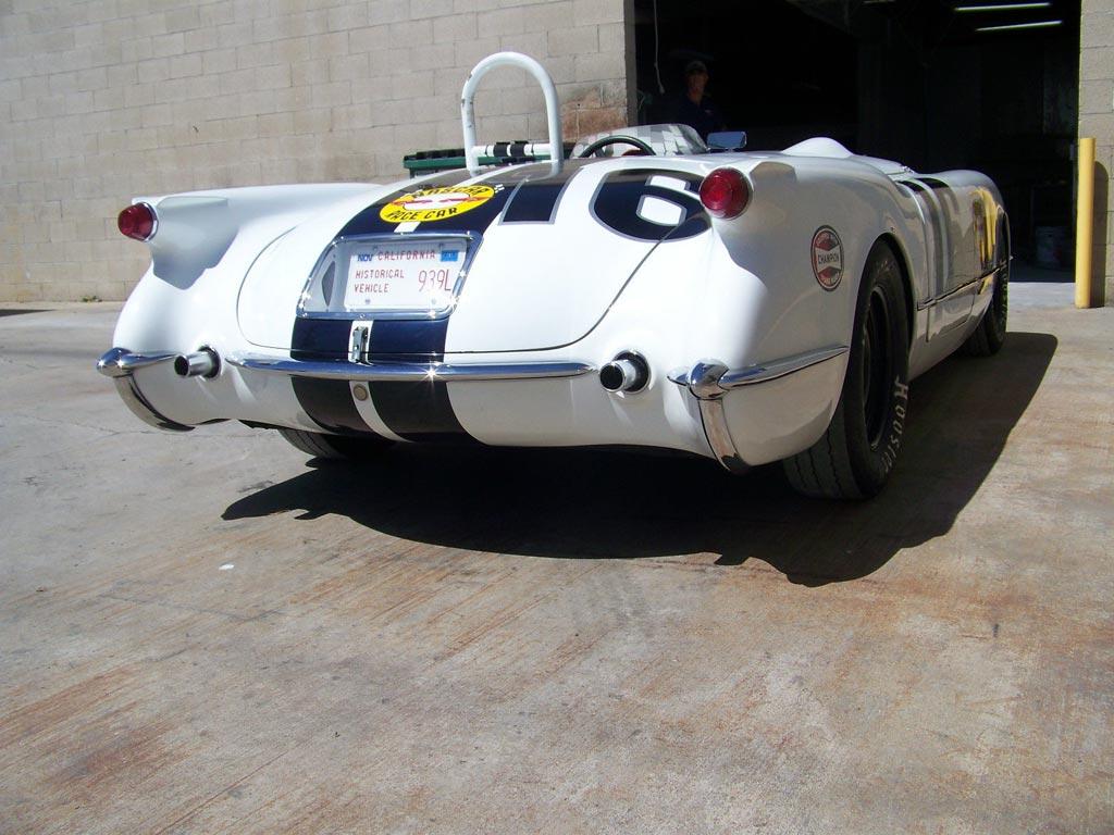 Corvettes on eBay: Vintage 1955 Corvette Racer - Corvette: Sales ...