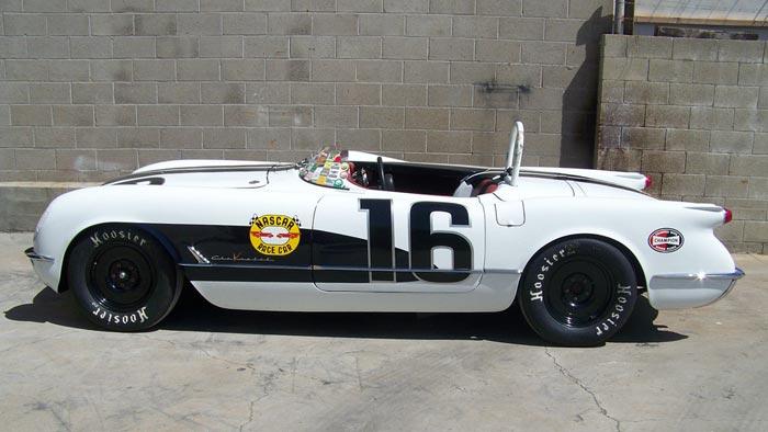 Corvettes on eBay: Vintage 1955 Corvette Racer