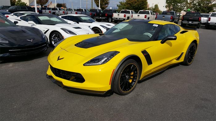 [PICS] Fresh off the truck...New 2016 Corvette Z06 C7.R Edition