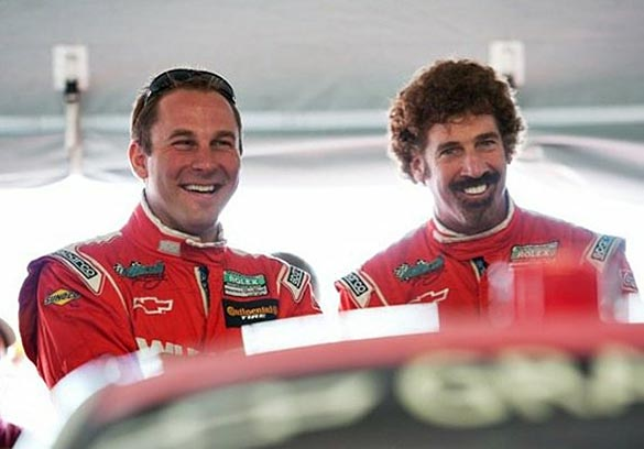 Eric Curran and Boris Said to Pilot the Callaway Competition Corvette C7 GT3-R