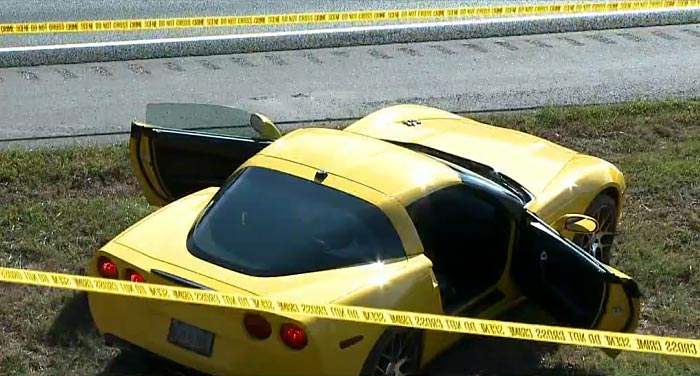 Female Corvette Driver Shot By Mustang Driver in GA Road Rage Incident