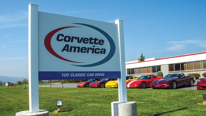 Restoration Parts Unlimited Acquires Corvette America