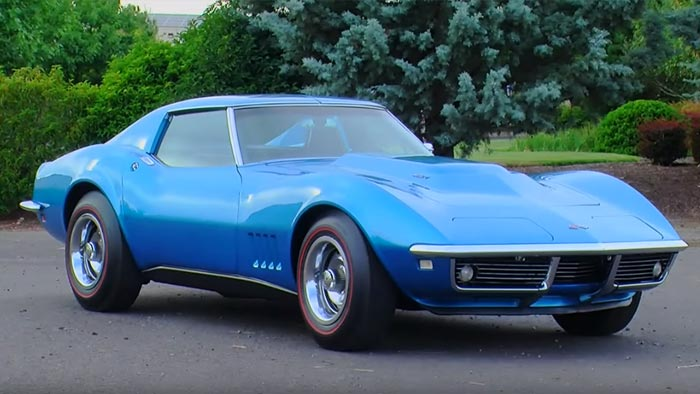 [VIDEO] 1968 Corvette L88 from the Brothers Collection