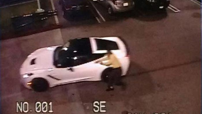 [VIDEO] OnStar Kill Switch Foils Theft of Corvette Stingray from California Dealership