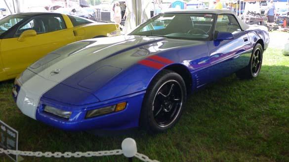 [PICS] The NCRS Gallery at Corvettes at Carlisle