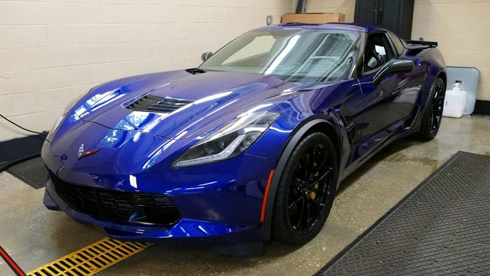 Corvette Delivery Dispatch with National Corvette Seller Mike Furman for Week of Sept 4th