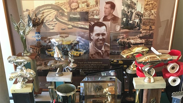 Estate Sale Planned for Corvette Hall of Famer Dick Guldstrand