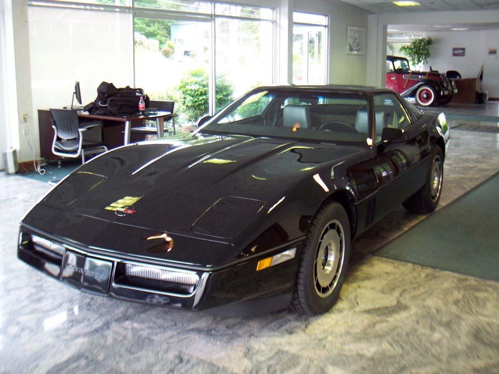 Corvettes on eBay: 1984 Corvette with 865 Original Miles ...