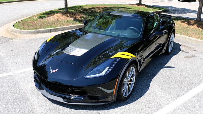 2017 Corvette Grand Sport Will Compete for Road and Track's Performance Car of the Year