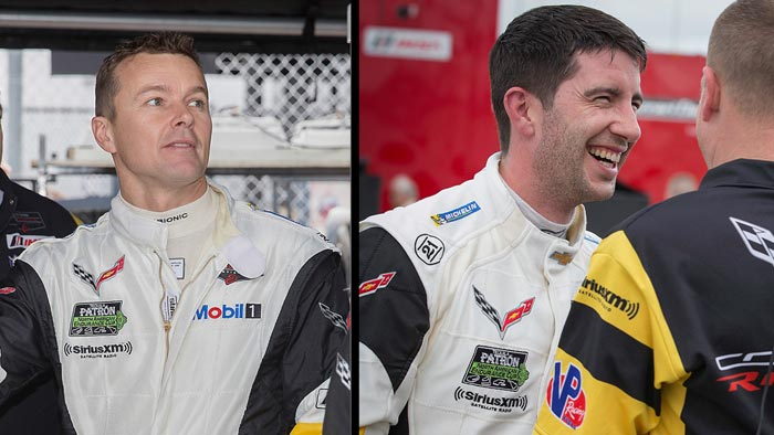 Corvette Racing Brings Back Rockenfeller, Fässler for Daytona, Sebring