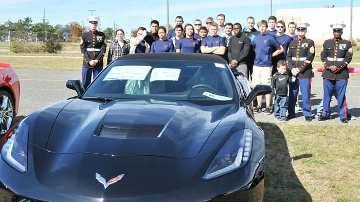 The 13th Annual Toys for Tots Corvette Caravan is Saturday, October 1st!
