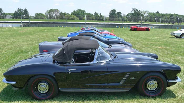 Bloomington Gold Hosting Limited Edition Corvette Show in Charlotte