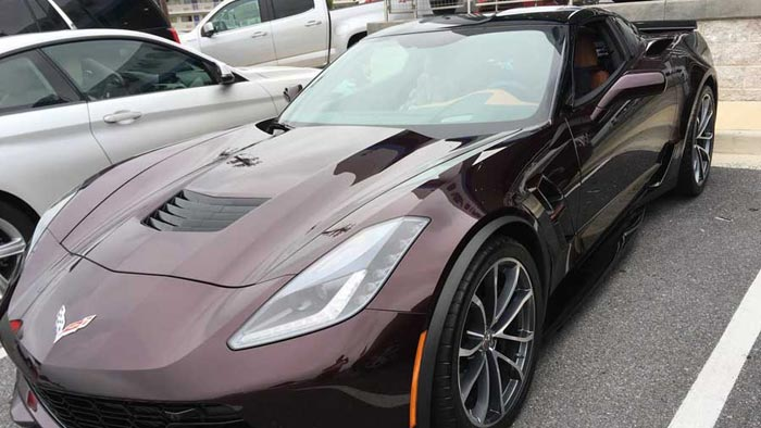 Corvette Delivery Dispatch with National Corvette Seller Mike Furman for Week of Sept 25th