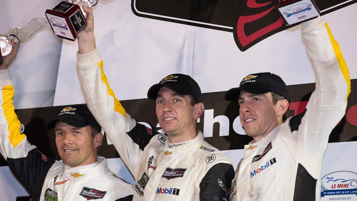 Corvette Racing at Road Atlanta: Championship Sweep in GT Le Mans