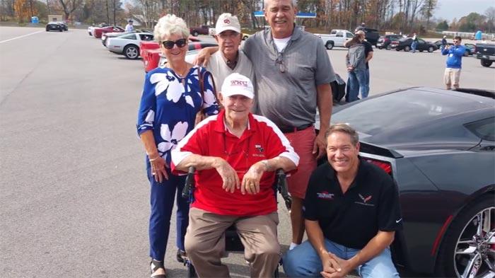 Corvette Museum and Motorsports Park to Host Vets 'N Vettes in November