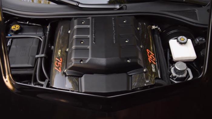 [VIDEO] Motorweek Tests the 2016 Callaway SC757 Corvette Z06