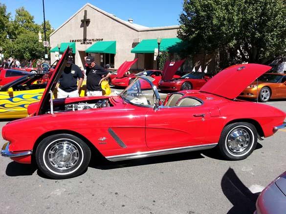 10th Annual Historic Prescott Corvette Show