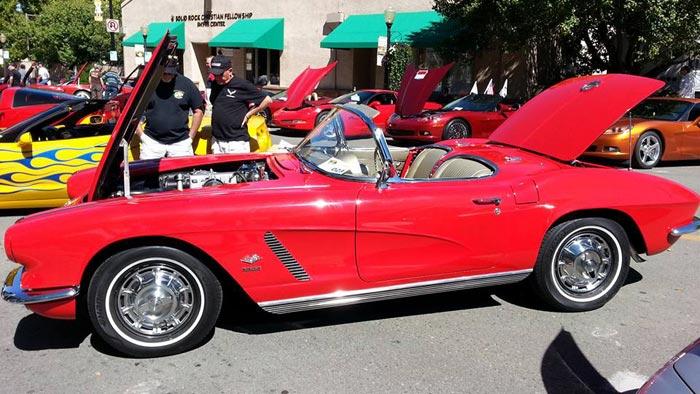 [GALLERY] 10th Annual Historic Prescott Corvette Show (19 Corvette photos)