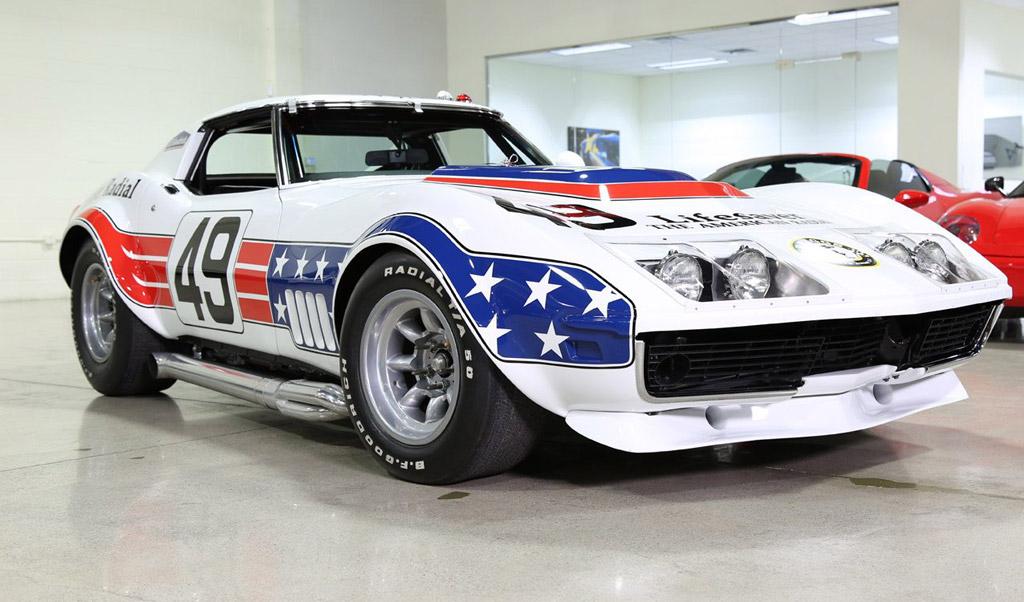 1969 bfg stars amp stripes greenwood l88 corvette racer for