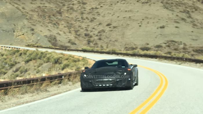 [PICS] More Sightings of the 2018 Corvette ZR1 in Colorado and Ohio