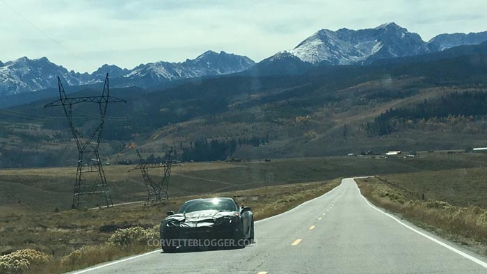 [PICS] More Sightings of the 2018 Corvette ZR1 in Colorado and Ohio