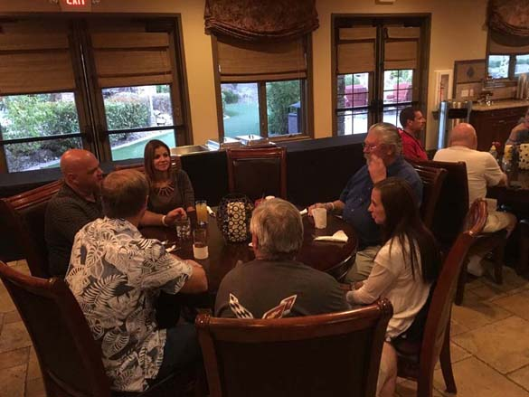 National Corvette Seller Mike Furman Hosts Customers at Spring Mountain