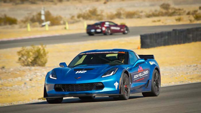 [GALLERY] Corvette Seller Mike Furman Takes His Customers to School at Spring Mountain
