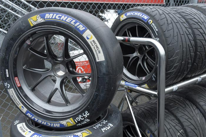 Corvette Racing to Participate in Michelin Tire Test at Road Atlanta