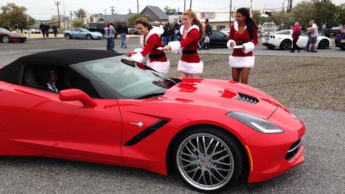 [GALLERY] Kerbeck's Toys for Tots Corvette Run (32 Corvette photos)
