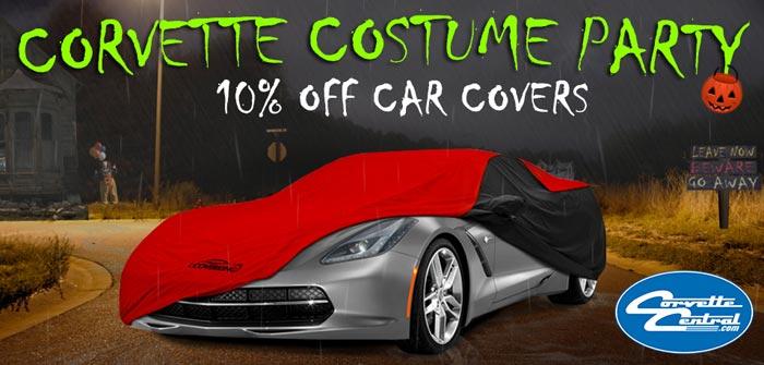 Corvette Central's Undercover Sale Returns!