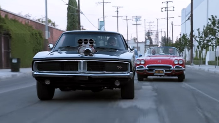 [VIDEO] Lola the 1962 Corvette Chases Lucy on Marvel's Agents of S.H.I.E.L.D.