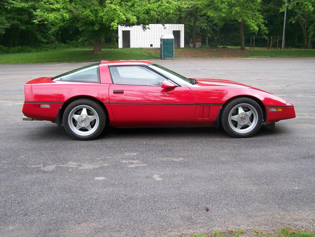 for sale 1988 callaway twin turbo corvette corvette online autos post. Black Bedroom Furniture Sets. Home Design Ideas