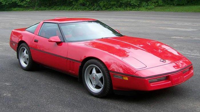 Corvettes on Craigslist: 1988 Callaway Twin Turbo