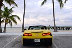 Corvette Road Trip: Fort Lauderdale to Key West in a Stingray Convertible