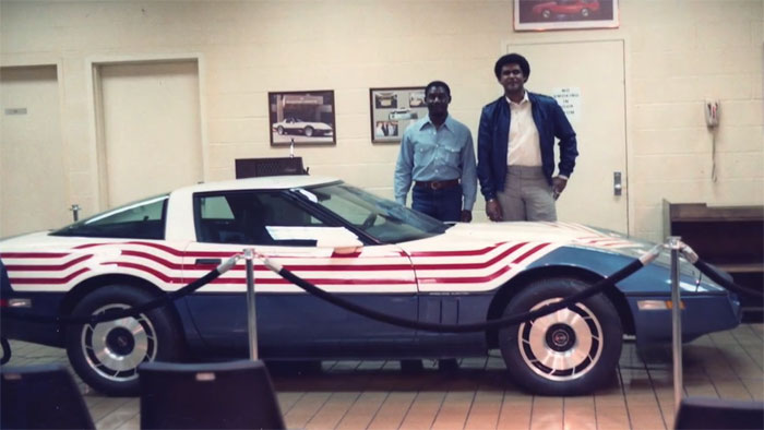 [VIDEO] Corvette Museum Tells How the Only 1983 Corvette was Saved